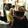 1992, estufa caliente, Italien