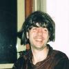 1999 Raffi mit Perücke
